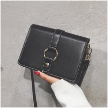 Shoulder Bag Simple Fashion Women Crossbody Small Square