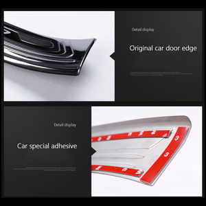 Image 5 - For Mazda CX 3 CX3 2015 2016 2017 2018 2019 Stainless Steel Car Door Sill Scuff Plate Welcome Pedals Protector Trim Accessories