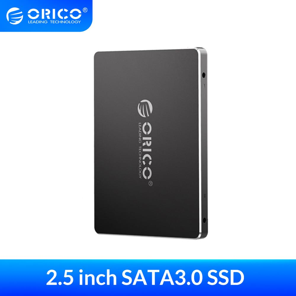ORICO <font><b>2.5</b></font> SATA <font><b>SSD</b></font> 128GB 256GB 512GB <font><b>1TB</b></font> <font><b>SSD</b></font> <font><b>2.5</b></font> Inch SATA3.0 <font><b>SSD</b></font> <font><b>1TB</b></font> Internal Solid State Disk For Desktop Laptop image