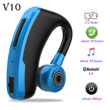 V10 / V9 Earphones Bluetooth Headphones Stereo With Wic Wireless Headphones Handfree