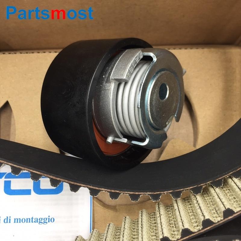 Car Engine Belt, Pulley & Tensioner Kits GATES TIMING BELT KIT ...