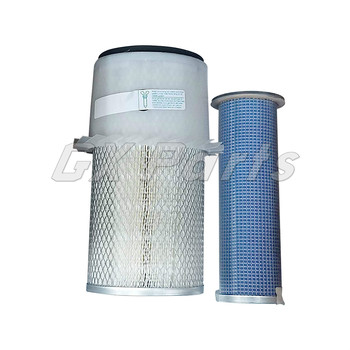 6681474 6681475 Air Filter Set for Bobcat Skid Steer 963 963G T250 T300 T320 S220 S250 S300 S330