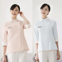 Autumn And Winter New Type Of Work Clothes For Nurses In The Center Mother, Baby Child
