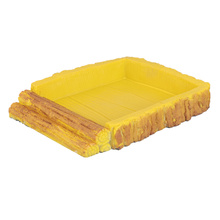 Container Reptile-Pet Feeder Feeding-Bowl Lizard Water-Tray Turtle Drinking-Foods 1PC