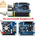 Raspberry Pi Power over Ethernet HAT (B) для Raspberry Pi 3B +/4B и 802.3af PoE сети