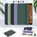 Чехол для планшета Huawei MediaPad T5 10 дюймов, Женский/W09/L03, чехол-подставка из искусственной кожи для планшета Huawei mediapad t5, Чехол + пленка + ручка