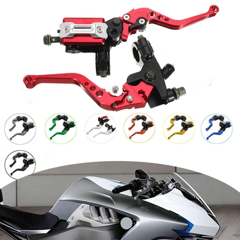 Motorcycle Brake Handle Clutch Lever Accessories For Sherco m109r yamaha mt 10 dt 125 burgman 125 kymco xciting 400 sherco