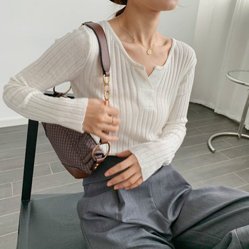 Women s Sweaters Autumn 2020 New Slim Fitting Pullover Winter Sweater for of Long Sleeve Computer Knitted