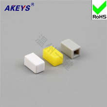 10pcs A23 high quality direct key switch hat switch self-locking macrohole / yellow key switch / key switch hat