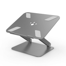 Adjustable Height with Multiply Angle Laptop Notebook Stand with Adjustable Riser Compatible for MacBook Pro/Air, Surface Laptop