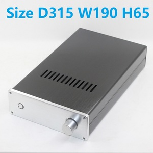 Image 1 - アンプ用アルミボタンd315 w190 h65,キーハウジング,Diy Case w2,プリアンプ,デコーダー,シェル