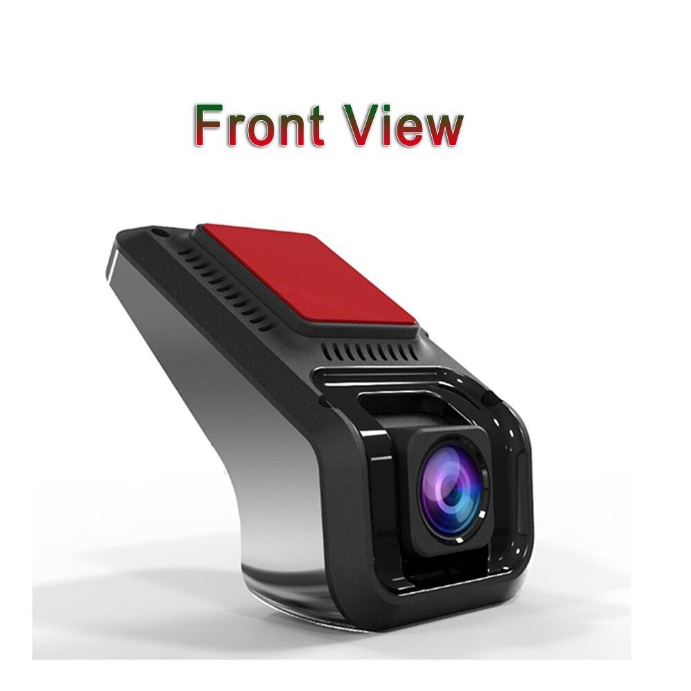 Dash Cam Auto Vorne Kamera DVR 170 Grad Volle HD 1080P Auto Zubehör für Auto DVD player navigation
