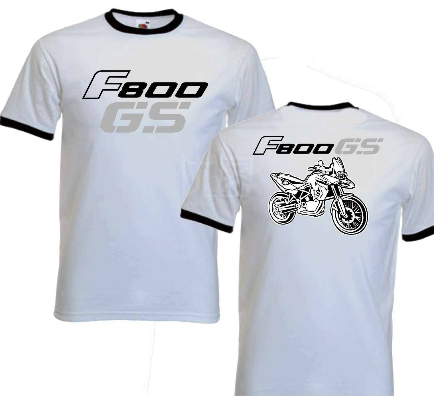 Men'S T-Shirt 2019 Newest 100% Cotton Brand New T-Shirts Moto Classic German Motorcycle Fans F 800 F800 <font><b>Gs</b></font> Tee <font><b>Tshirt</b></font> Homme image
