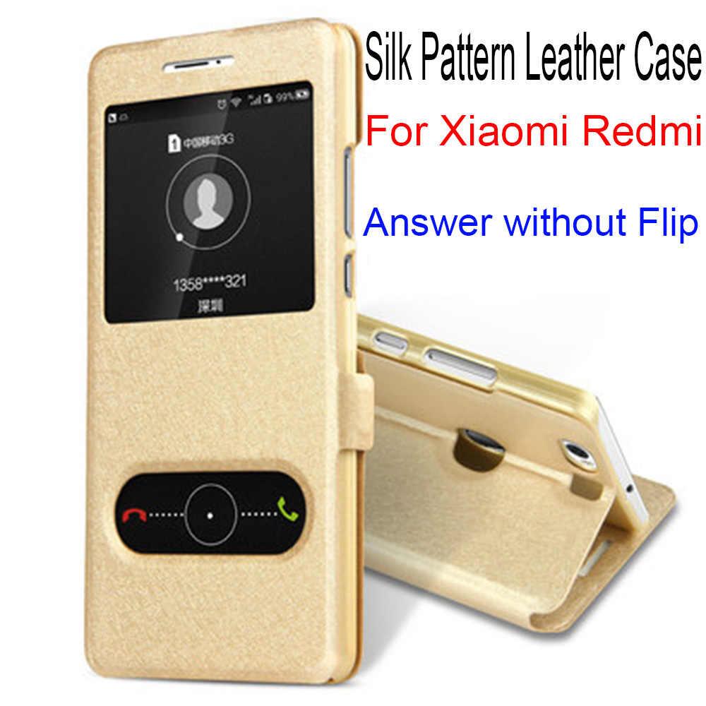 Flip Cover Silk Pattern Case for Xiaomi Mi8 Mi 8 SE Leather Case for Xiomi Redmi 6 Pro Redmi 6A Kickstand Tablet Holder Case