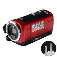 Camera Portable HD Resolution 720P Video Multifunctional 16x Digital Zoom LCD Screen Digital
