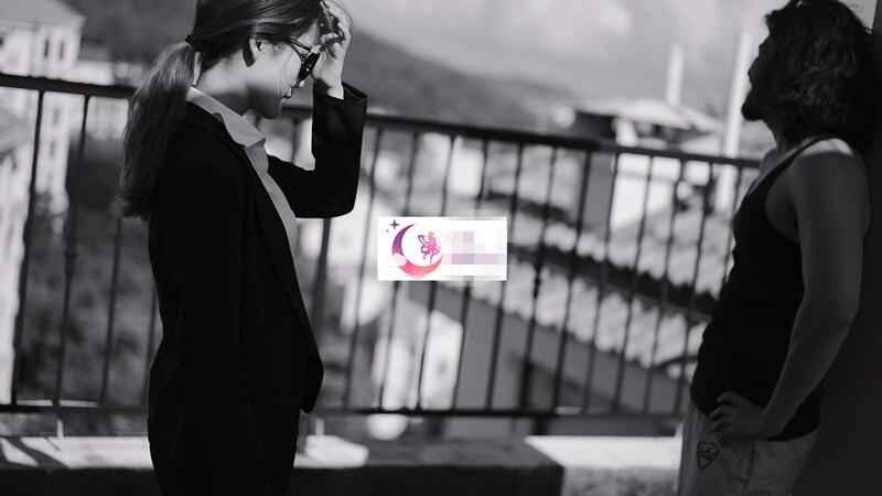 【新系列作品】足控国产剧情皮裤丝袜美女被嘞昏啪微电影级【1V】《新手的错误》