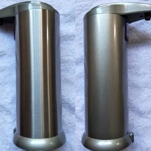 Image 5 - Cool Automatic Liquid Soap Dispenser 2019 Touch free Sanitizer Built in Infrared Smart Soap Sensor Bathroom Soap Dispenser Hot