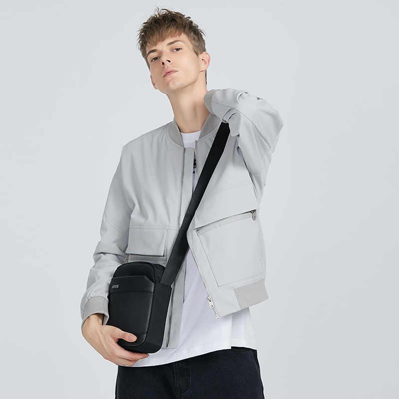 ARCTIC HUNTER กระเป๋าผู้ชาย Messenger กระเป๋าผู้ชายกันน้ำกระเป๋า Oxford 1680D ซิปกระเป๋า Crossbody สำหรับชาย DropShipping