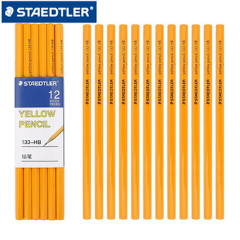 36pcs STAEDTLER 133 Standard Pencils Drawing Sketch Pencil School Stationery Office Supplies Pencil For Student Pencils 2B/2H/HB фото