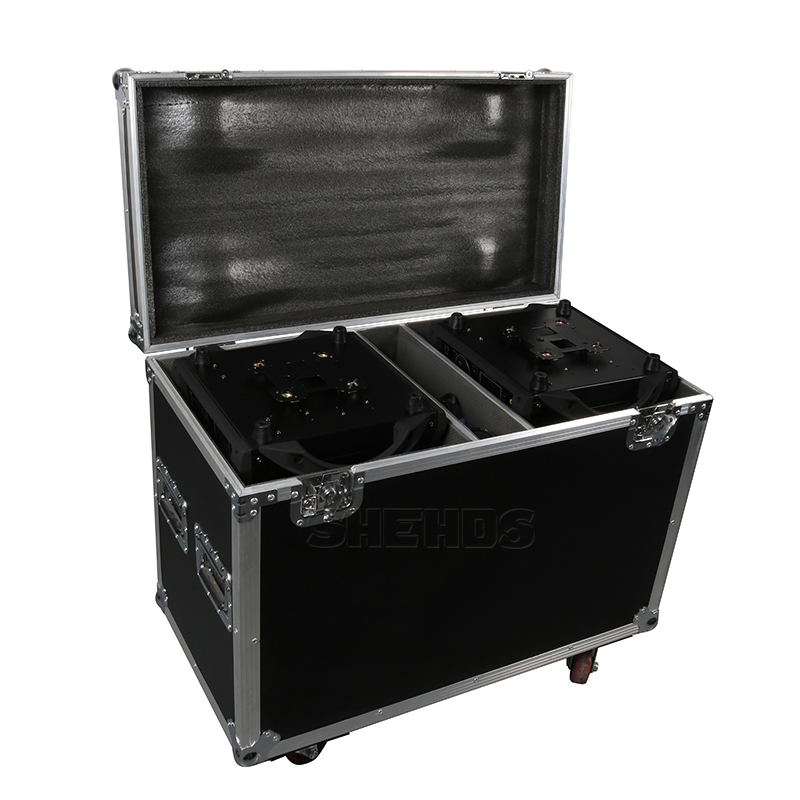 8pcs 7R Beam With 4pcs Flight Case