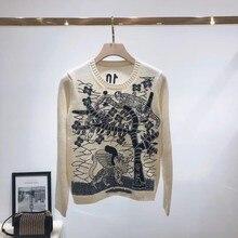 Весна/лето/женская одежда Зимний женский свитер трикотажный пуловер из шерсти ангоры Женский вязаный кашемировый свитер