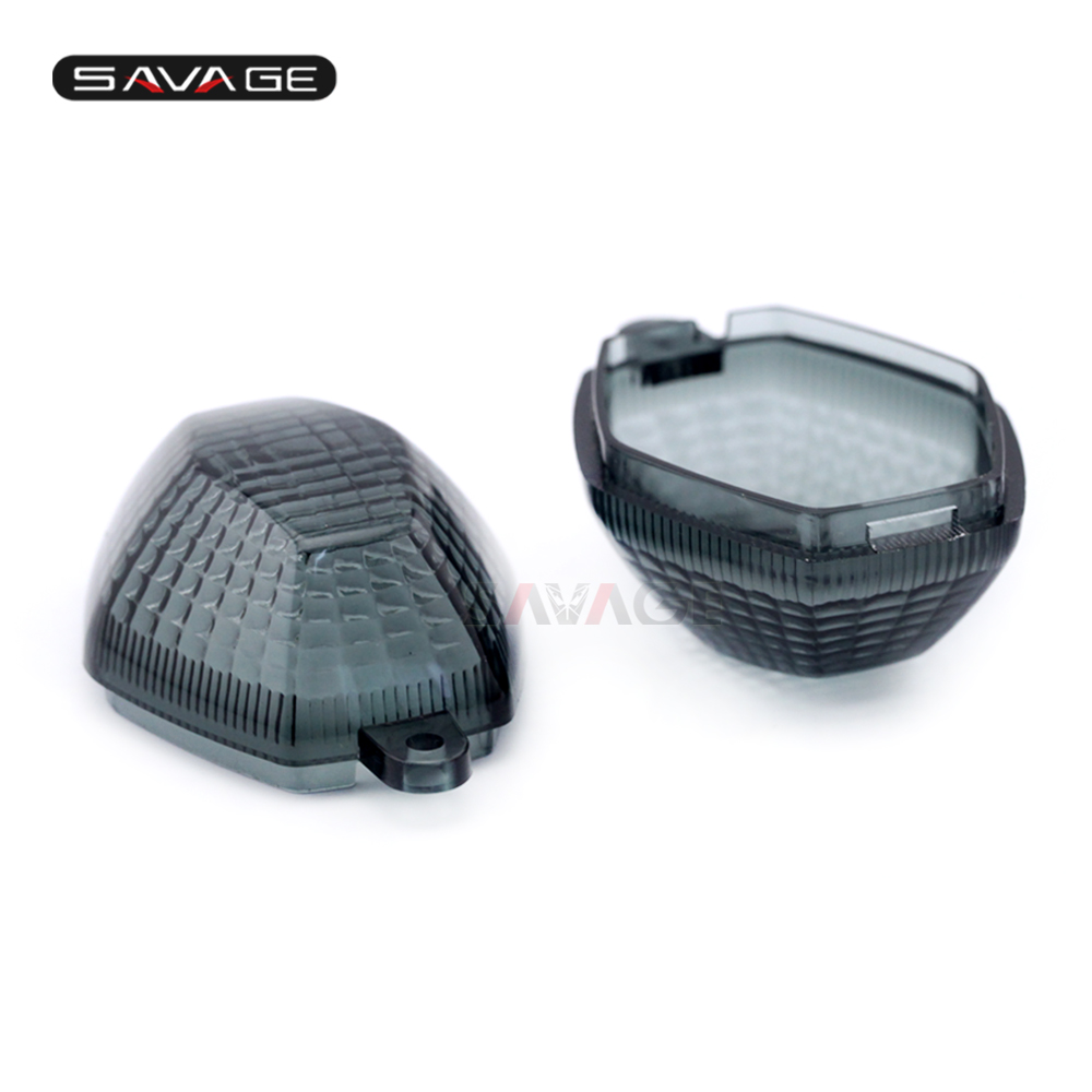 Image 3 - Turn Signal Indicator Light Lens For SUZUKI GSX1250FA GSX650F GSF 1200/1250/650/600 N/S Bandit Motorcycle Front/Rear