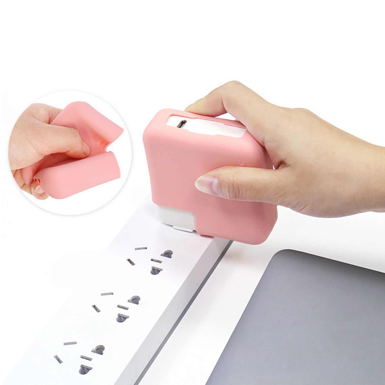 Besegad housse de protection pour chargeur en Silicone pour Apple MacBook Mac Book Pro Retina 15 pouces adaptateur pour ordinateur portable accessoires