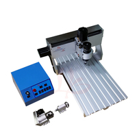 3020Z 500W Engraving Drilling and Milling CNC lathe Router Machine