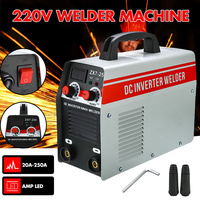 DC Inverter ARC Welder 220V IGBT MMA Welding Machine 20 250Amp 4000W For Home Beginner Welding Electric Working