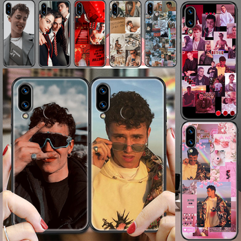 Spanish Aron Piper Elite Phone case For Huawei Honor 6 7 8 9 10 10i 20 A C X Lite Pro Play black art funda painting prime tpu image