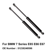 Haube Lift Zylinder Gas Unter Druck Frühling 51238240596 für BMW 7 Serie E65 E66 E67 730d 730i 735i 740i 740d 745i 730Li 740Li
