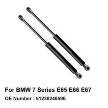 Cylindre de levage de capot à ressort pressurisé à gaz, pour BMW série 7 E65 E66 E67 730d 730i 735i 740i 740d 745i 730Li 740Li 51238240596
