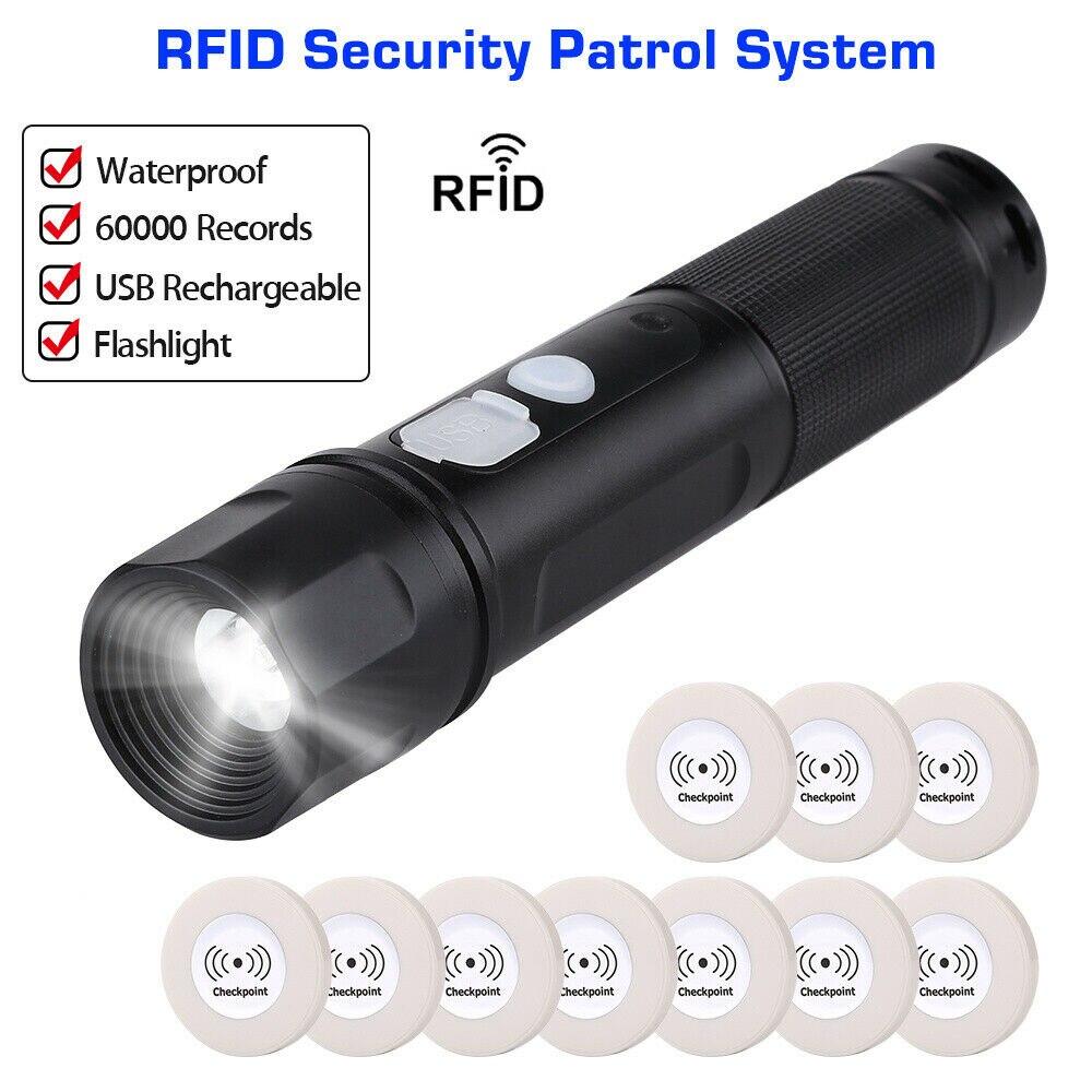 Анти-сломаны охранное устройство Системы палочка держателя карты с технологией радиочастотной идентификации в система патрулирования с