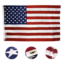 90*150 Cm honest Embroidery American Flag honest beauty купить косметику