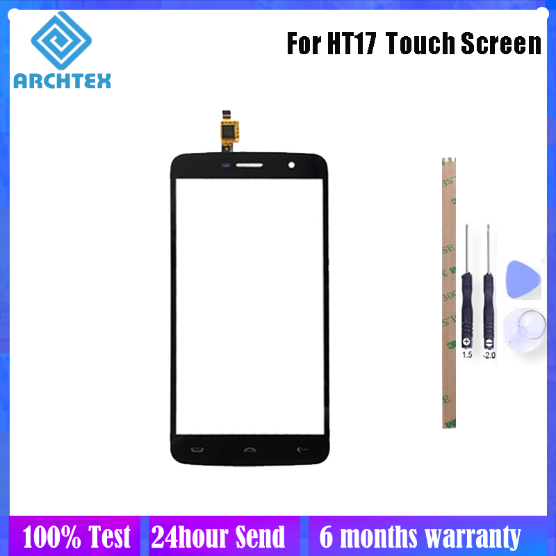 5.5 inch For <font><b>HOMTOM</b></font> <font><b>HT17</b></font> <font><b>Touch</b></font> <font><b>Screen</b></font> Panel Perfect Repair Parts Glass With Digitizer Sensor Replacement Tools image
