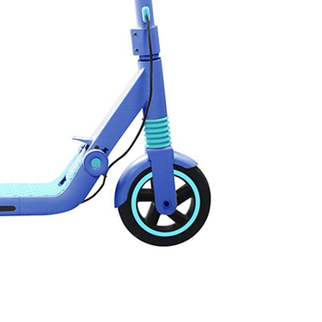 Rulind Q8 Kick Scooter Children 200w Power 21.6v Foldable Child's Electric Skateboard Max 14km Electric Scooter For Children 4
