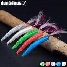 6pcs fishing hard plastic Surf Yumizuno sardine fishing lure