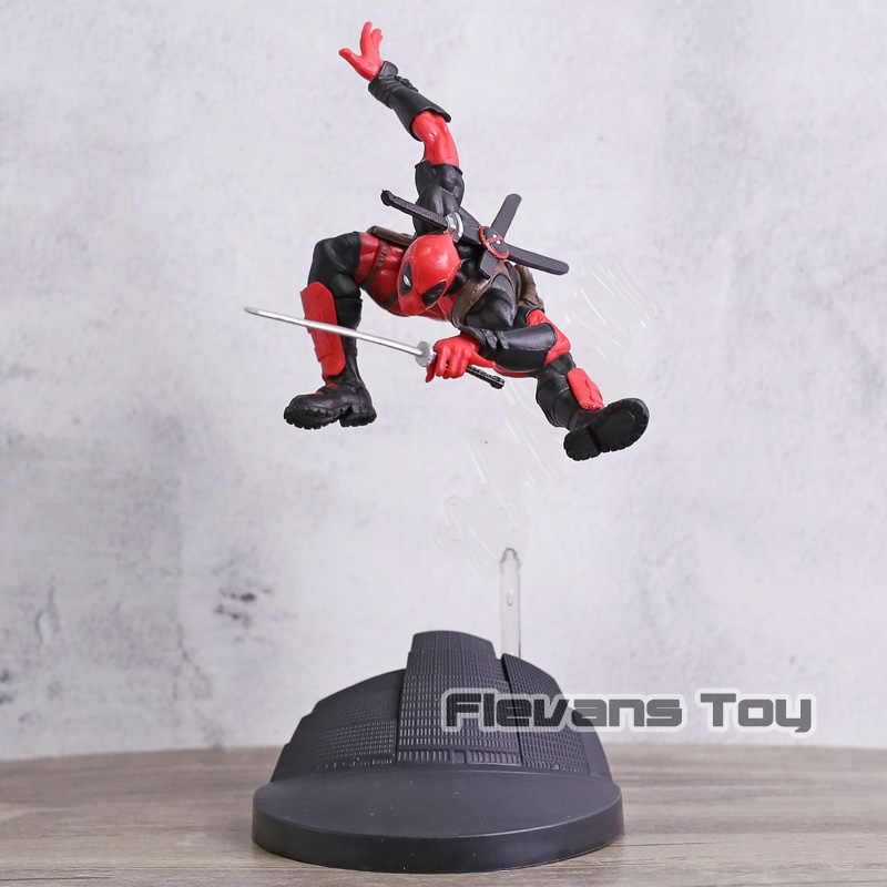 X-Men Deadpool Creator X Creator 스페셜 에디션 PVC Figure Collectible Model 장난감 입상