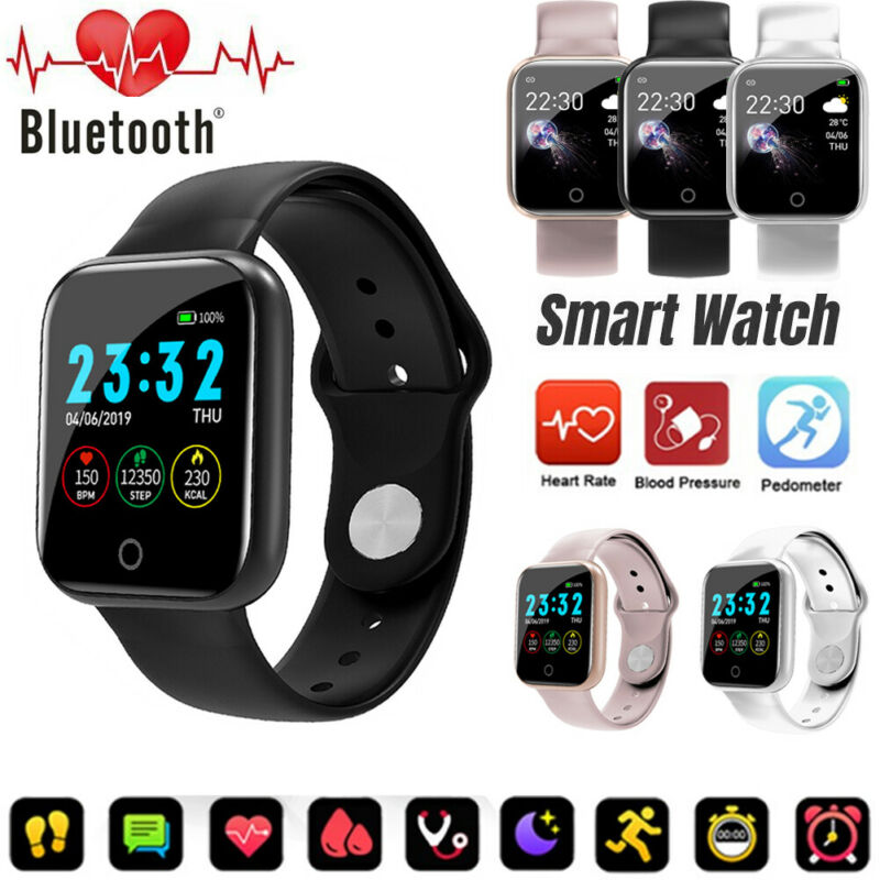 I5 Smart Watch Men Women Multi Language Fitness Bracelet Waterproof Heart Rate Camera Bluetooth Sport Band For Android IOS