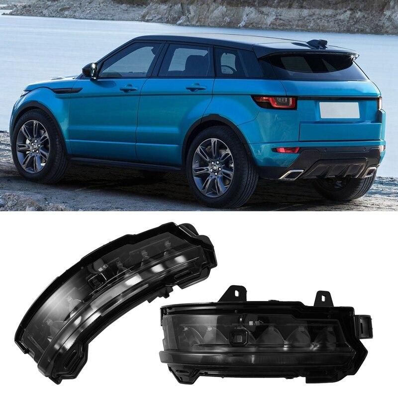 Auto LED Seite Spiegel Blinker Lampe für Land Rover Range Rover Evoque 2014-2017 LR048352 LR048351