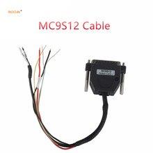 RIOOAK nouveauté Xhorse VVDI PROG programmeur clé de voiture programmeur MC9S12 câble réfléchissant programmeur clé serrurier outils