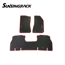 Used for JL Wrangler all years car accessories black Environmentally friendly and Odorless Emulsion mat