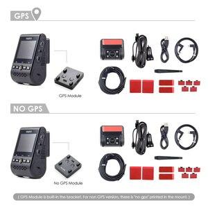 Image 5 - VIOFO A129 Duo IR передний и внутренний двойной видеорегистратор 5 ГГц Wi Fi Full HD 1080P буферный режим парковки для супер такси