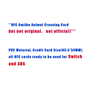Image 4 - Animal Crossing Card Amiibo Card Work for NS Games Series 2 (151 to 180)
