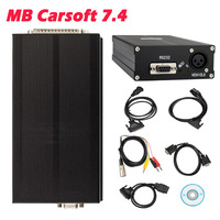 MB Carsoft 7.4 Multiplexer Scanner Read Ecu Information Erase Fault Code for Benz Car Before 2004 MB7.4 MCU Controlled Interface