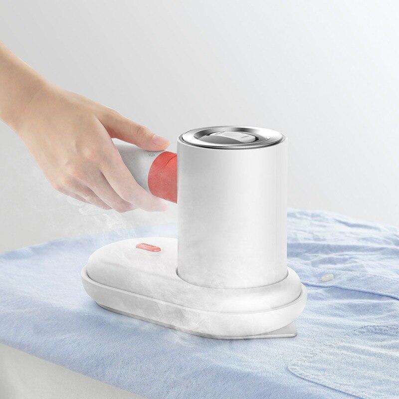 220V maison Portable à main Machine à repasser électrique fer à repasser vêtements plat repassage vapeur brosse voyage vêtement Steamers