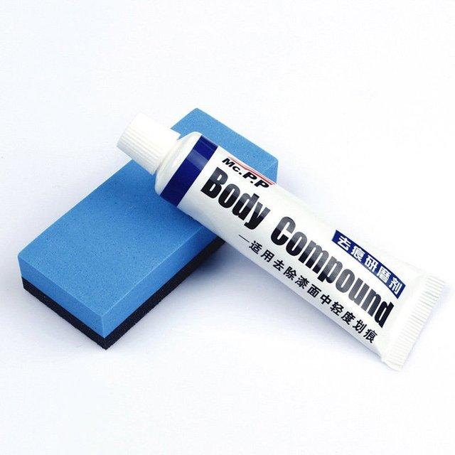 Car Scratch Repair Kit Auto Body Compound Polishing Grinding Paste Paint Care Set Auto Accessories Car Wax 3