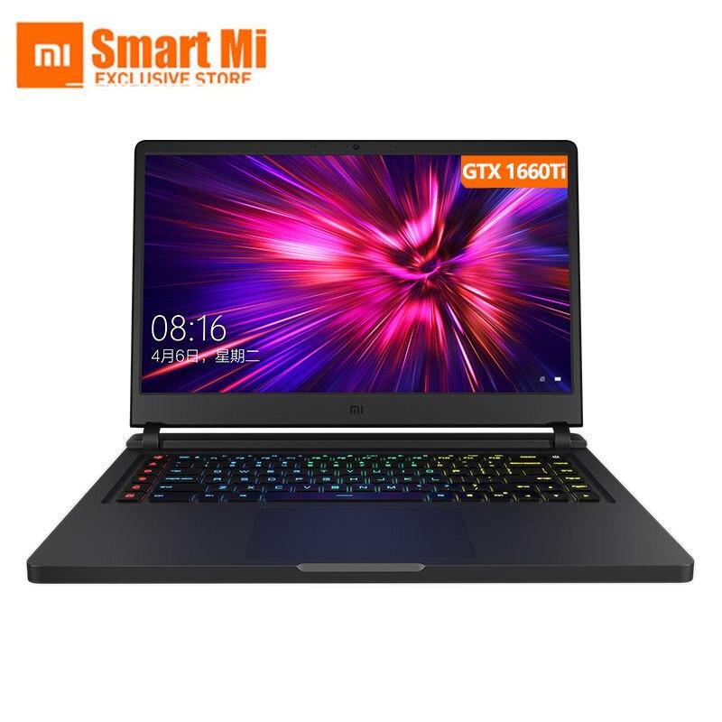 Xiao mi mi Ga mi ng ordinateur portable 3 mise à jour i7-9750H/i5-9300H Hexa Core 144Hz GTX 1660 Ti/RTX 2060 6GB RAM 512GB SSD Global Windows 10