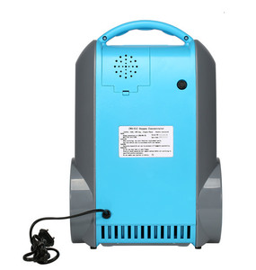 Image 4 - 5L Battery Oxygen Concentrator for Health Medical Use O2 Generator Home Car Outdoor Travel Use Moveable COPD Oxygen Generator