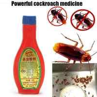 Insecticida en polvo para el hogar, frasco de 25g que mata cucarachas, mosquitos, hormigas, pulgas, insectos